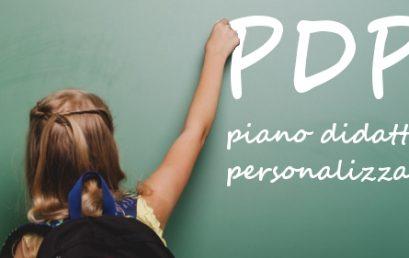 Cos'è il PDP (Piano Didattico Personalizzato)?