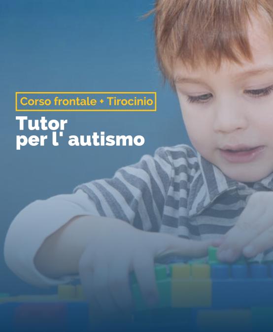 Tutor per l'autismo