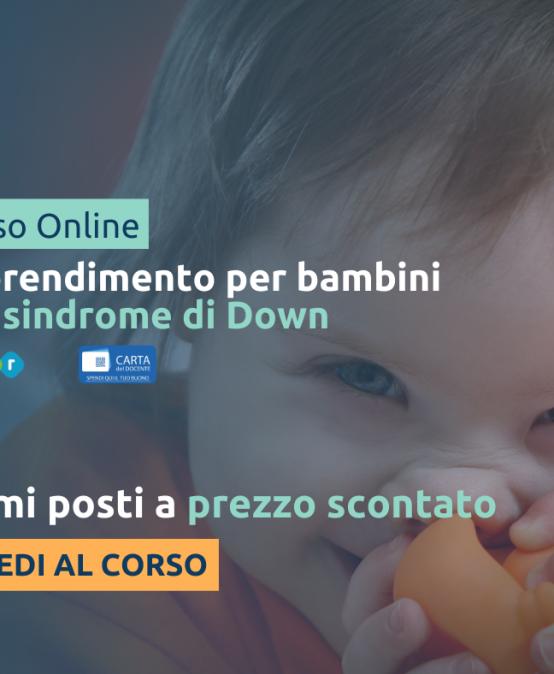 Strumenti e strategie per l'apprendimento scolastico nei bambini con sindrome di Down